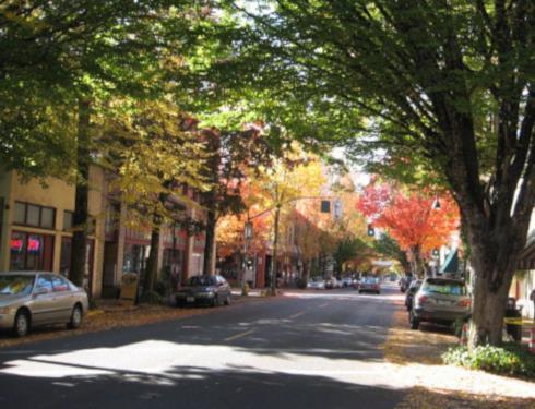 3rd Street - Downtown